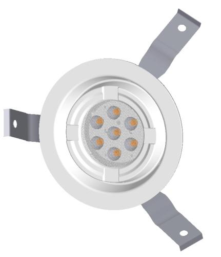 9W Down Light (100mm)