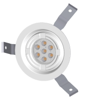 9W 崁燈(125cm)