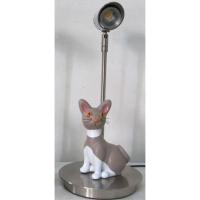 LED Metal Table Lamp