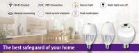 IP CAMERA LAMP