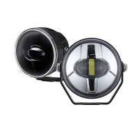 90mm LED Fog Lights with DRL Light