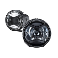 90mm Motorcycle Driving Lights head lamp high beam low beam
