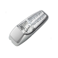 Cens.com Cab Marker Lights LED Cab Clearance Lights(Clear lens/Blue light) GENPLUS AUTO PARTS CO., LTD.