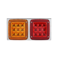 Cens.com Rear lights Trucks Lamps Truck Driving Light(Amber/Red light) GENPLUS AUTO PARTS CO., LTD.