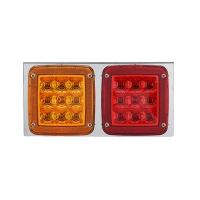 Rear lights Trucks Lamps Truck Driving Light(Amber/Red light)