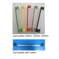 Card Guides According to IEEE Standard, with ESD Clips