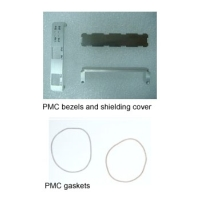 MC Bezels, Gaskets, Shield Cover