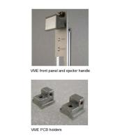 VME Front Panels, VME Ejector Handles, VME PCB Holder