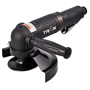 """7"""" Super Duty Low Noise Air Angle Grinder"""