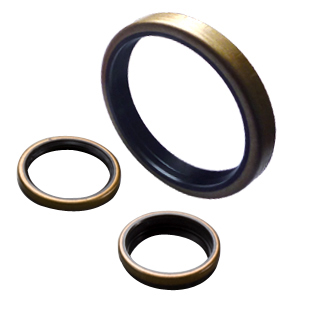 Metal-Bonded Oil Seals