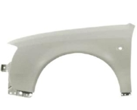 For AUDI A6 98-02` FENDER LH W/S.L.H.