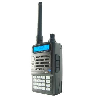 手持无线电对讲机