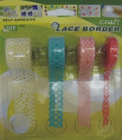 Cens.com Paper Lace Border Tape 3D PAPER ART INTERNATIONAL CO.,LTD.