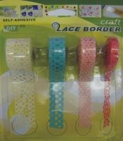 Paper Lace Border Tape