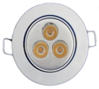 Indoor lighting- LED recessed light