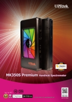 MK350S Premium 手持式分光光譜計