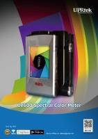 Specialized in broadcast Lighting‧CV 600 Handheld Spectrometer