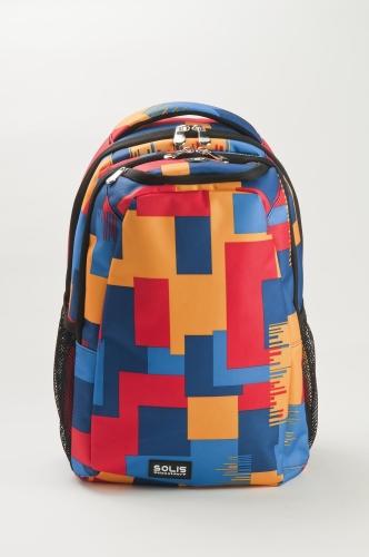 基本款电脑后背包