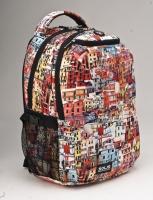 马纳罗拉系列小尺寸基本款电脑后背包