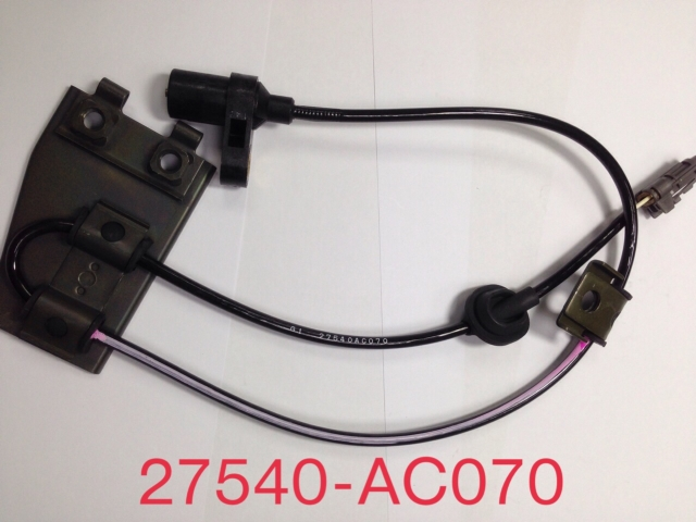 FRONT SPEED SENSOR OEM 27540-AC070 FOR SUBARU
