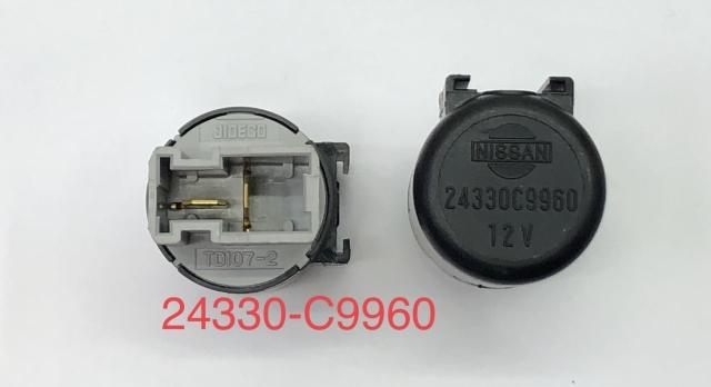 Nissan Part BREAKER CIRCUIT 24330-C9960