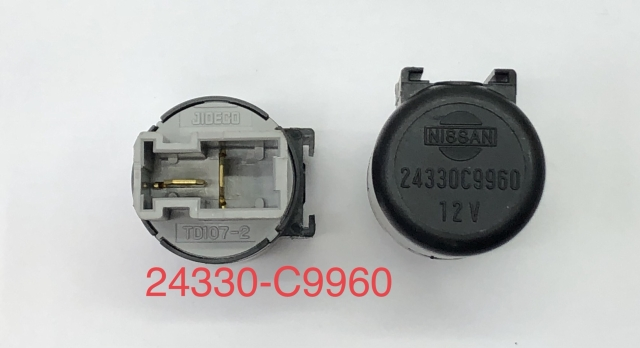 Nissan Part BREAKER CIRCUIT 24330-C9960