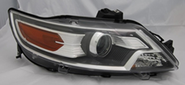 Drivers Halogen Headlight Headlamp Replacement for Ford BG1Z13008B/BG1Z13008A