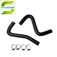 HEATER HOSES(Contains 2PCS/4Clamps) For MITSUBISHI