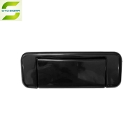 Wagon Middle Outside Handle LH (Black) For Mitsubishi Veryca 00- Oem CW731994