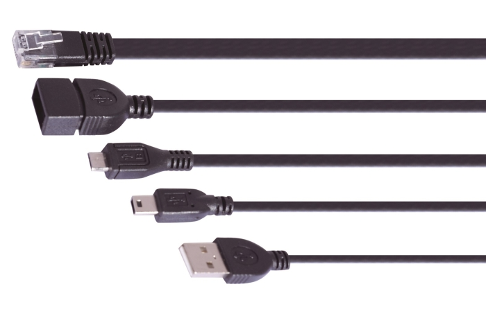 Slim Flat Cable