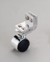 Glass Connector With Caster