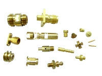 MACHINING PARTS-BRASS