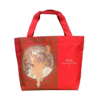 Cens.com Mucha Tote Bag FORMOSAN MAGAZINE PRESS, INC.
