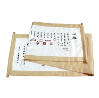 Table Runner : Seal Cutting of Heart Sutra