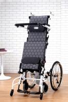 战神三号半电动站立式轮椅
