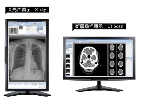 27吋醫療級韌體校正顯示器
