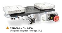 Dual pallets rotary table_APC