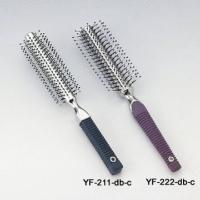 Roll Hair Brush w/half Roll Hair Brush
