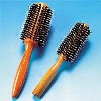 Wooden Round Hairbrushes