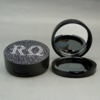 MY-FC5096 Foundation compact container with crystal decoration