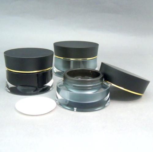 Skin care jars