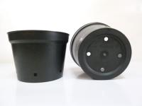 "Nursery pot (7"" dia.; with side drainage holes)"