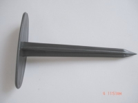 Cross holding pin
