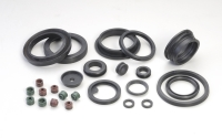 Oil seals and rings