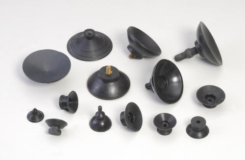橡胶零配件、吸盘