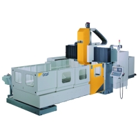 Double-Column Vertical Machining Center