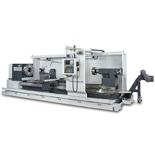 CNC Lathe(Flat Bed Type)