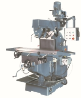 Vertical Horizontal Turret Milling Machine