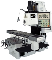 Bed Type Vertical Horizontal Milling Machine