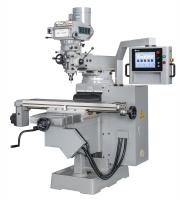 CNC Knee Type Milling Machine